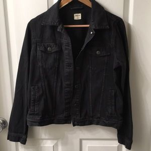 GAP Jackets & Coats - Gap Black Denim Jacket